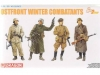 DRAGON 6652 1:35 OSTFRONT WINTER COMBATANTS 1942-43 (4)