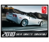 AMT 677 1:25 2010 NEW CORVETTE CONVERTIBLE KIT