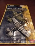 MOTORMAX 76337 2 PC 3.5 WWII AIRCRAFT SET