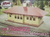 ATLAS 718 BRANCH LINE STATION KIT HO