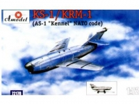 AMODEL 72178 1:72 RAKETA KS 1 / KRM ( AS 1 KENNEL CODE NATO)