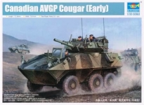 TRUMPETER 01501 CANADIAN COUGAR 1:35