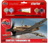 AIRFIX 55101 CURTISS P 40 STARTER SET 1:72