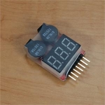 GT POWER BATTERY METER 2-8S