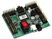 HITEC 78001 MR-C3024 CONTROL BOARD FOR 24 SERVOS CONTROL