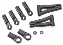 HPI 101012 FRONT-REAR SUSPENSION ARM SET