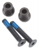 HPI 101107 SCREW-BALL FRONT UPPER ARMS