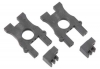 HPI 101206 CENTER DIFF HOUSING SET