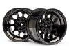 HPI 101252 WHEELS BULLET MT