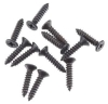 HPI 101273 TP FLAT HEAD SCREW M2.6X12MM (12)