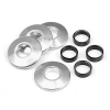 HPI 101305 WHEEL SPACER SET (4)