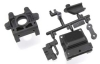 HPI 101332 COMPOSITE GEAR BOX FRONT-REAR