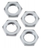 HPI 101421 WHEEL NUT 17MM GUNMETAL (4)