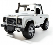 BRUDER 02591 LAND ROVER DEFENDER PICK UP* COLOR REFERENCIAL
