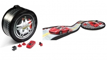 BURAGO 31234 1:43 FERRARI RACE & PLAY WHEELIE