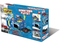 MAISTO 12127 FRESH METAL® DOWNTOWN PLAYSET