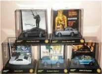 MAGAZINE JBDB5GOLD DB5 ASTON MARTIN DB 5 JAMES BOND *GOLDFINGER*