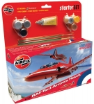 AIRFIX 55202 RED ARROWS HAWK STARTER 1:72