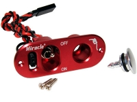 MIRACLE J-002 HEAVY DUTY SWITCH Y FUEL DOT RED