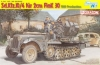 DRAGON 6739 SD.KFZ.10-4 FUR 2CM FLAK 30 SMART KIT