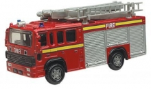 MOTORMAX 76006 4.75PULG FIRE ENGINE