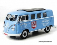 GREENLIGHT 12852 1:18 VW MICROBUS 1962 AUTO HAUS