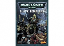 WARHAMMER 03030101016 CODEX BLACK TEMPLARS (SPANISH)