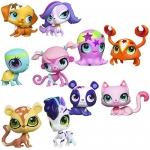 HASBRO 99960 TOTALLY TALENTED FAVORITE PETS