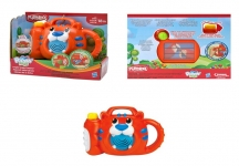 HASBRO 37231 PLA POPPIN PARK JUNGLE SNAPS CAMERA