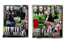 MATTEL Y6608 MONSTER HIGH CREATE A MONSTER STARTER SET