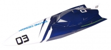 FUYUAN BL001E BAT POWER 1300BP (WHITE,BLUE)