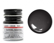 MODELMASTER 273515 *MM ENAMEL BLACK CHROME 14.7ML
