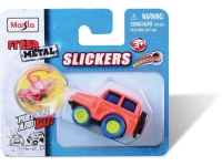 MAISTO 15023 FRESH METAL SLICKERS, ASSORTED
