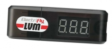 GREATPLANES GPMM3205 ELECTRIFLY LITHIUM VOLTMETER LVM 2-6S LIPO