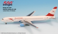 GENESIS A015-IF5763002 AUSTRIAN AIRWAYS OE-LAW 767-300ER 1:500