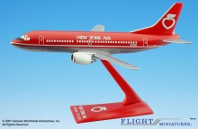 GENESIS ABO-73730F-014 NEW YORK AIR 737-300 1:180