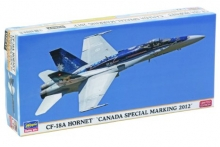 HASEGAWA 02047 1:72 CF 18 A HORNET CANADA SPECIAL MARKING 2012