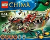 LEGO 70006 CHIMA CRAGGER COMMAND SHIP
