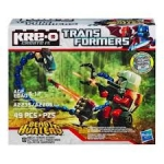 HASBRO A2205 KRE-O TRANSFORMERS BEAST HUNTER FIGURE