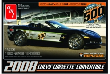 AMT 816 2008 CORVETTE INDY PACE CAR
