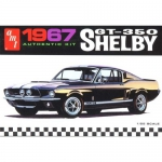 AMT 834 1967 SHELBY GT 350 BLACK