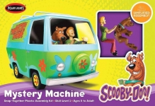POLAR 901 SCOOBY DOO MYSTERY MACHINE SNAP