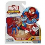 HASBRO A0677 SPIDERMAN RACER VEHICLE