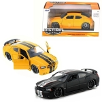 JADA 96807 2006 DODGE CHARGER SRT8 COLORES SURTIDOS 1:24