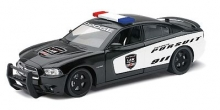 NEWRAY 71903 1:24 DODGE CHARGER PURSUIT POLICE