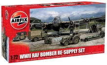 AIRFIX 05330 BOMBER RE-SUPPLY SET 1:72