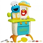 HASBRO 39996 SES COOKIE MONSTER KITCHEN