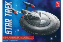 AMT 853 1:1400 U.S.S. ENTERPRISE 1701-E