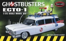 POLAR 914 1:25 GHOSTBUSTERS ECTO-1 SNAP