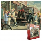 EUROGRAPHICS 8300-0441 THE DAREDEVIL BY BOB BYERLEY 300 PIEZAS PUZZLE
